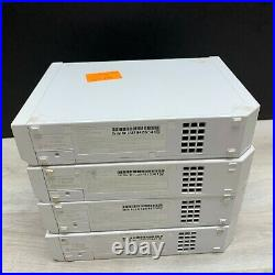Lot of 8 Nintendo Wii Console ONLY Model RVL-001 FOR PARTS OR REPAIR AS-IS