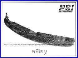 M3 Only BMW 01-06 E46 Coupe Convertible CSL Type Carbon Fiber Front Bumper Lip