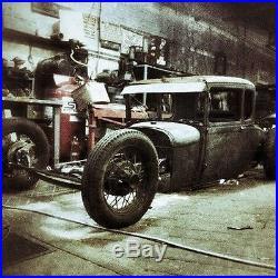 MODEL A FORD 1928-31 Spike style front frame rail Kit Rat Rod Hot Rod CUSTOM