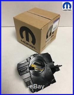 MOPAR 5156106AG Steering Wheel ClockSpring Air Bag Spiral Cable For 07-18 Models