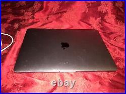MacBook Pro 13.3 inch 2017 Model Space Gray. (Broken or for Parts)
