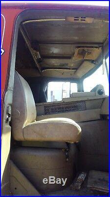 Mack F model parts only (CAB ONLY) peterbilt Kenworth brockway cabover