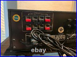 Marantz Model 1550 Stereo Receiver As Is/Non-Working/For Parts or Repair