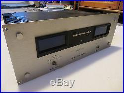 Marantz Model 250 Stereo Amplifier for parts/repair