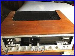 Marantz Model 4400 Quad Receiver Parts Repair
