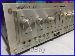 Marantz model 1152DC Stereo Amplifier Parts/Repair Only