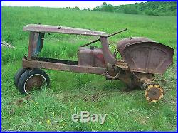 Massey Harris Model 22 Tractor for Parts