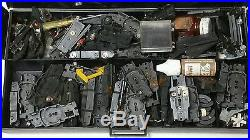 Massive Aurora AFX Model Motoring T-Jet Parts Lot Bodies Chassis And Tons More