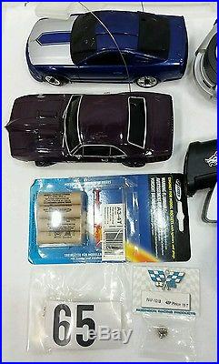 Massive Xmods Xmod LOT Tons of Parts Decals Model Kits +++ Cars Mustang Corvette