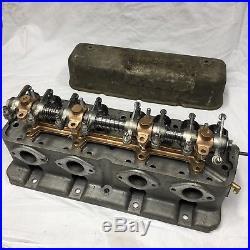 McDowell Ford Model A B 4 Cyl OHV Cylinder Head Banger 1932 SCTA VINTAGE RACING