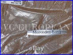 Mercedes-Benz W211 E Class Genuine Carpeted Floor Mat Set, Mats NEW 2003-2009