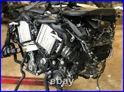 Mercedes C63AMG 4.0i V8 Biturbo 375kw 510ps Komplettmotor 177980 Moteur 177.980