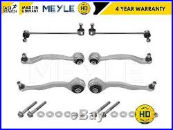 Mercedes C Class W204 Front Upper Lower Suspension Wishbone Arms Links Meyle Hd