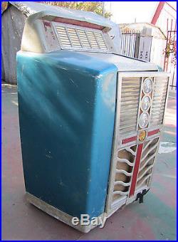 Mills Constellation Model 951 Jukebox for Parts or Restoration 1946 47
