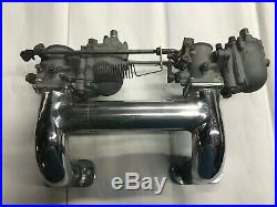 Model A B Ford Orig. Bell Auto Parts Cragar Overhead Valve Head and Accessories