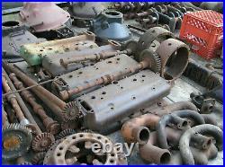 Model A Ford BIG Parts Lot. 1928 1931. BIG