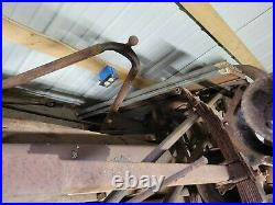 Model A Model T Frame, Engine, Running Gears, Rear Ends, And Misc Parts