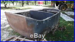 Model T Ford 1926-1927 Touring Body MT-2213