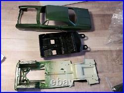 Modelhaus 1968 Dodge Coronet 125 Scale Resin Model Car Kit'68 MPC Mopar Parts