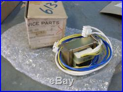 Monitor Heater Parts for Model 41