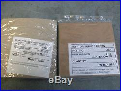 Monitor Heater Parts for Model M441