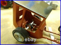Monogram Uncertain T Vintage Model Kit Vintage Build Parts Or Restore