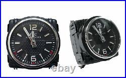 NEU AMG IWC CLOCK GENUINE Uhr Clock Analoguhr MERCEDES W222 S-CLASSE W205