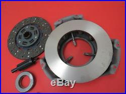 NEW 1941-48 Ford and 48-52 pickup complete clutch kit 10 flathead 11A-7550-KT