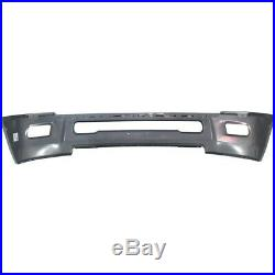 NEW Gray Steel Bumper Face Bar for 2010-2018 RAM 2500 3500 HD With Fog