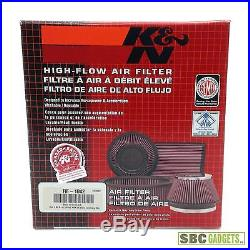 NEW K&N AirCharger Off-Road Performance Air Intake System Kit (Model 63-9027)
