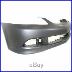 NEW Primered Front Bumper Cover Fascia for 2005 2006 Acura RSX 04711S6MA91ZZ