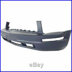 NEW Primered Front Bumper Cover Replacement for 2005-2009 Ford Mustang Base