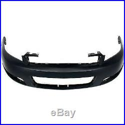 NEW Primered- Front Bumper Cover Replacement for 2006-2013 Chevy Impala With Fog