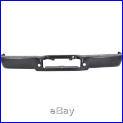 NEW Primered Rear Steel Bumper Face Bar Replacement For 2006-2008 Ford F150