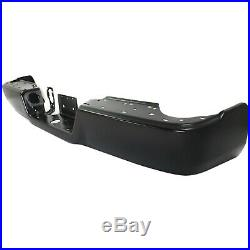 NEW Primered Rear Step Bumper Shell for 2010-2012 RAM 2500 3500 Witho Dual & Park