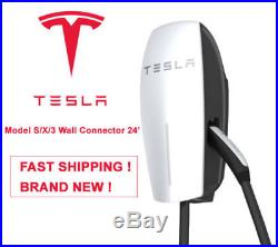 NEW Tesla Motors Model S/X/3 2ND GEN Wall Connector w 24' Cable Charging Station