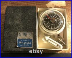 NOS Vintage Auto Parts Dash Part in box