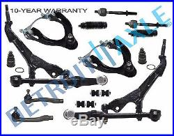 New 12pc Complete Front Suspension Kit for Honda Civic Excludes SI Models