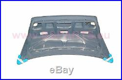 New BMW E46 M3 CSL Trunk Lid set (8 parts) for all e46 coupe models 41007895884