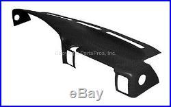 New Black Accu-Form Molded Dash Cap / FITS VARIOUS 99-06 CHEVROLET GMC MODELS
