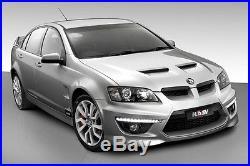 New E3 Hsv Front Bumper Cover Bar Suite Pontiac G8 Gt Gxp 2008 2009 Model E2