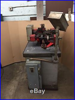 Nilson Model #00 Four Slide Wire Forming Machine for Small Wire Formed Parts