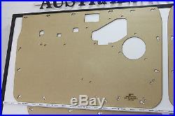 Nissan GQ Patrol Door Cards. Electric Window Model. GQ Masonite Trim Panel