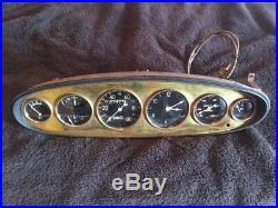 Old 32 1932 Ford Studebaker Prewar Hot Rat Rod Scta Vintage Dash Trog Scta