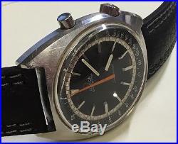 Omega Seamaster Chronostop Model. 145.007. Year 1968