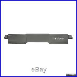 Omix-ADA #DMC-5760459 Gray Dash Pad 72-86 Jeep CJ Models