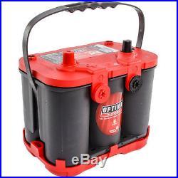 Optima Batteries 9004-003 RedTop 12-Volt Battery Model/BCI Group 34/78