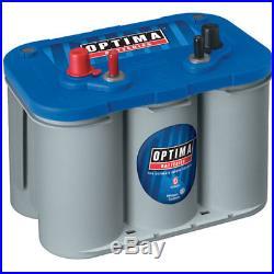 Optima Batteries 9016-103 BlueTop Marine 4-Post Battery Model D34M