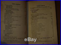 Original 1910-11 Buick Model 10 32 33 Price List of Parts