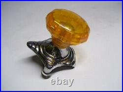 Original 1920 s- 1930s Vintage auto Steering wheel spin knob Ford gm chevy nos